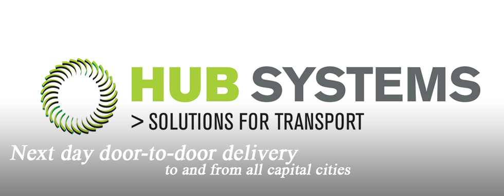 refrigerated transport hub systems